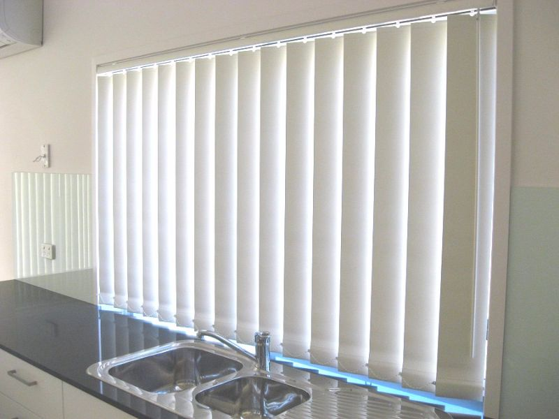 Blinds all sorts installations security for Vertical rolling screen door